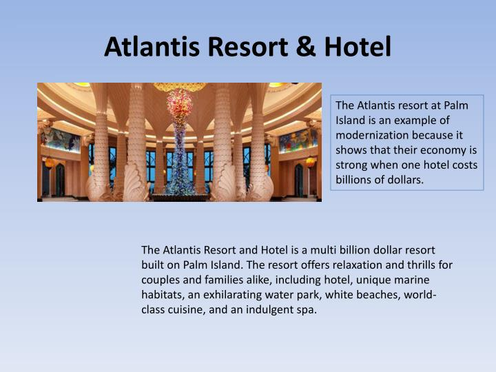 Atlantis Resort & Hotel