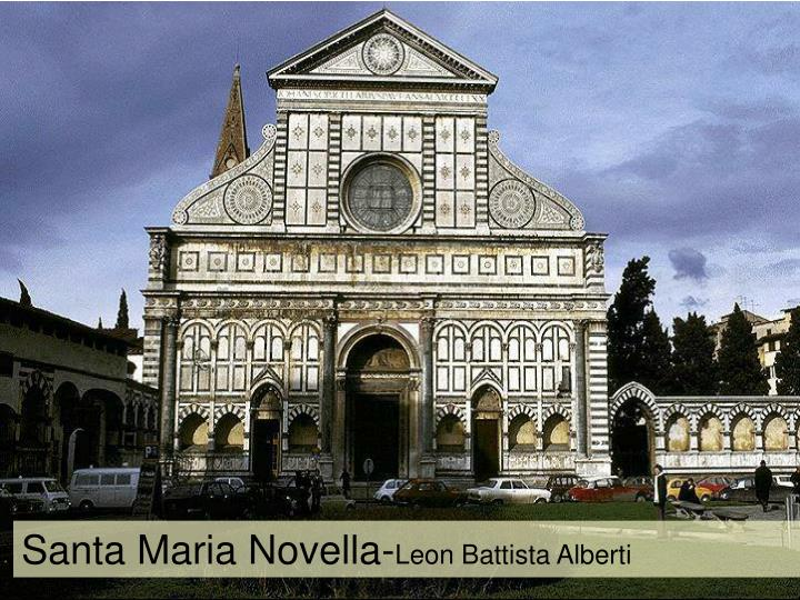 Santa Maria Novella-