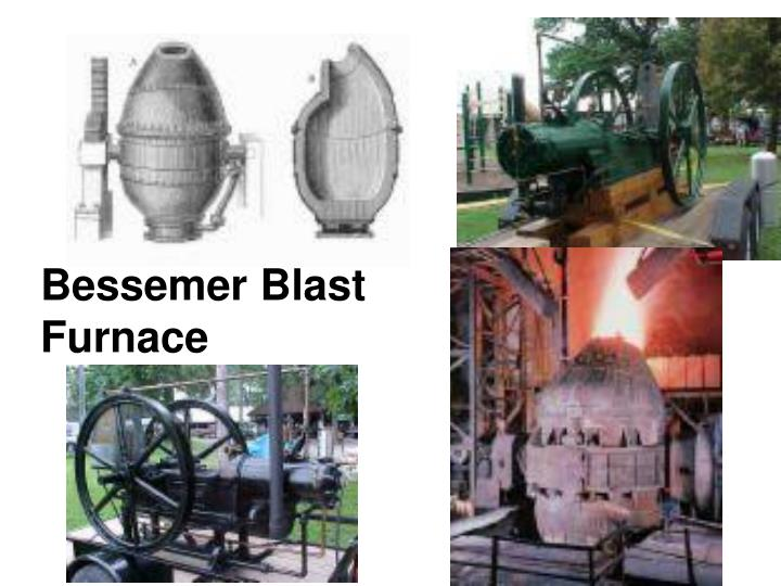 Bessemer Blast Furnace