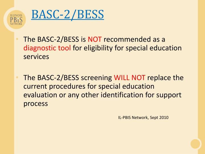BASC-2/BESS
