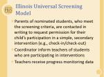 illinois universal screening model2