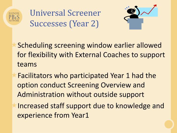 Universal Screener