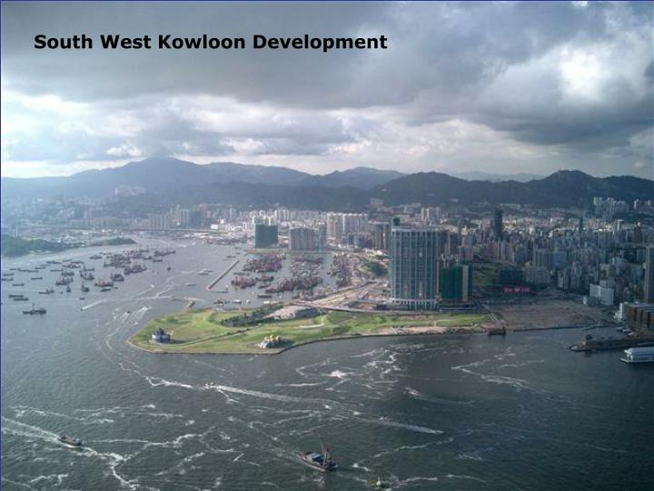 South West Kowloon Development