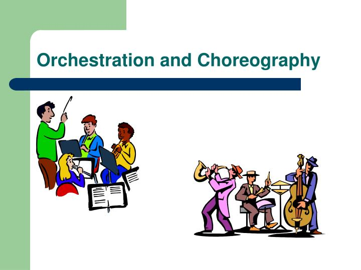 Orchestration and Choreography