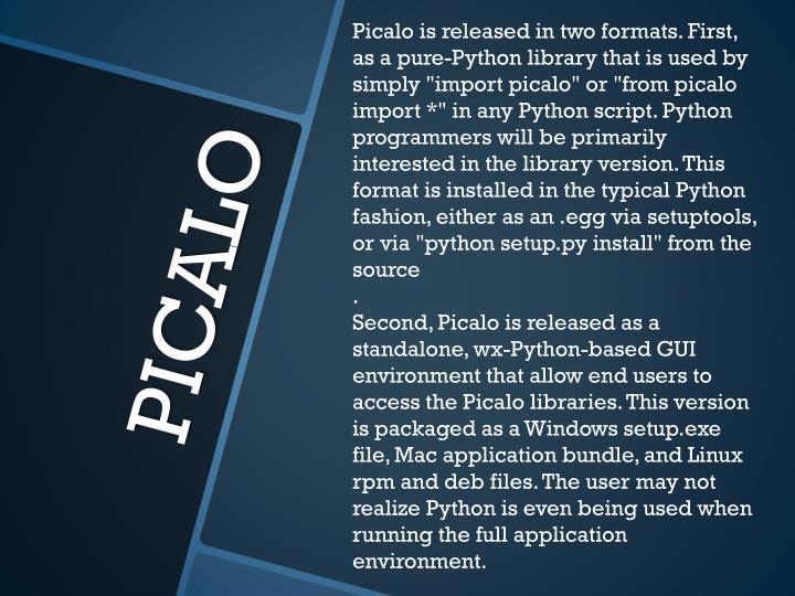Picalo