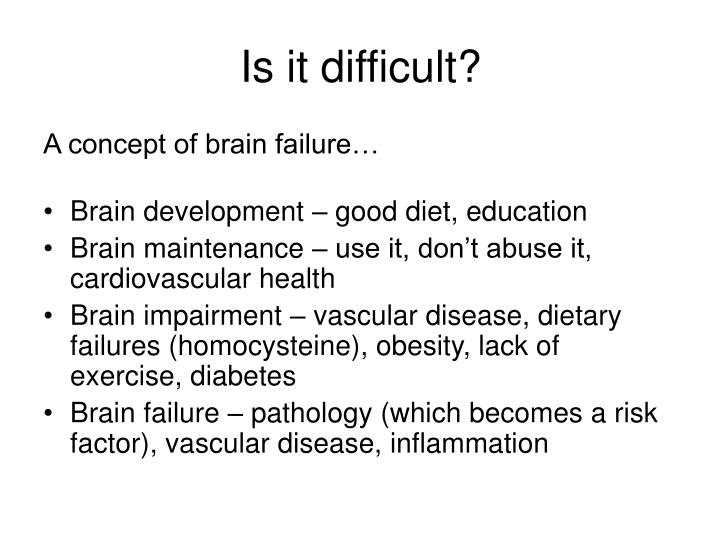 Is it difficult?