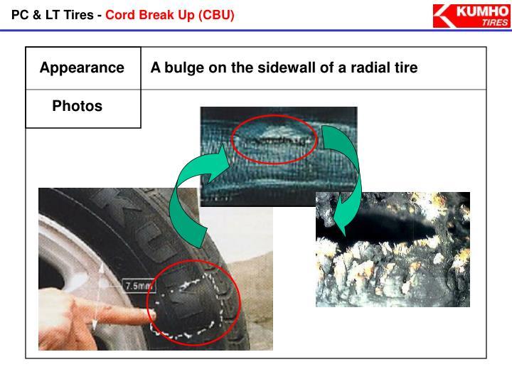 PC & LT Tires -