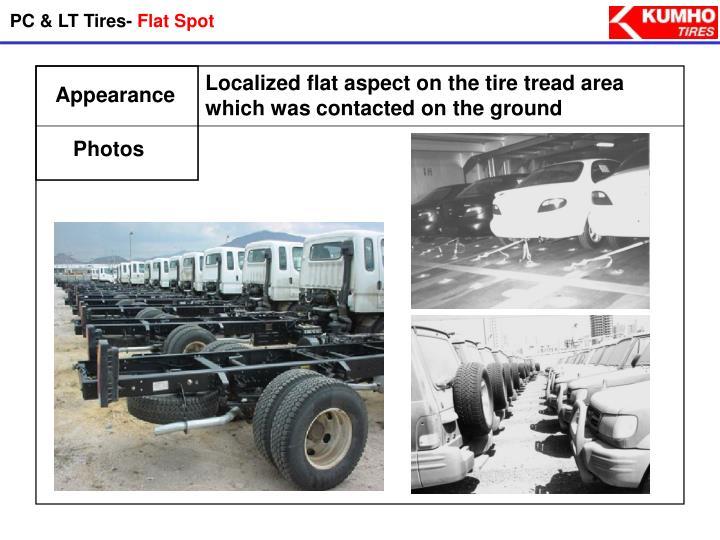 PC & LT Tires-