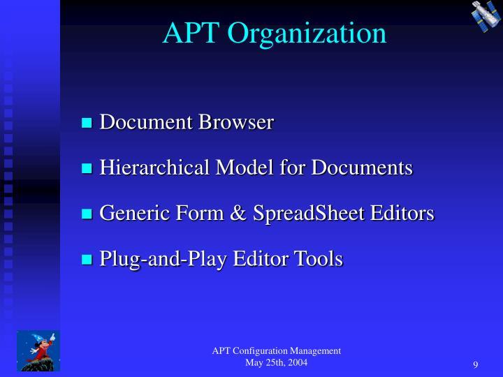 APT Organization