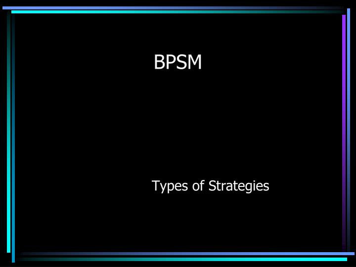 BPSM