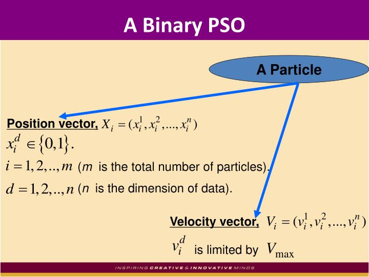 A Binary PSO