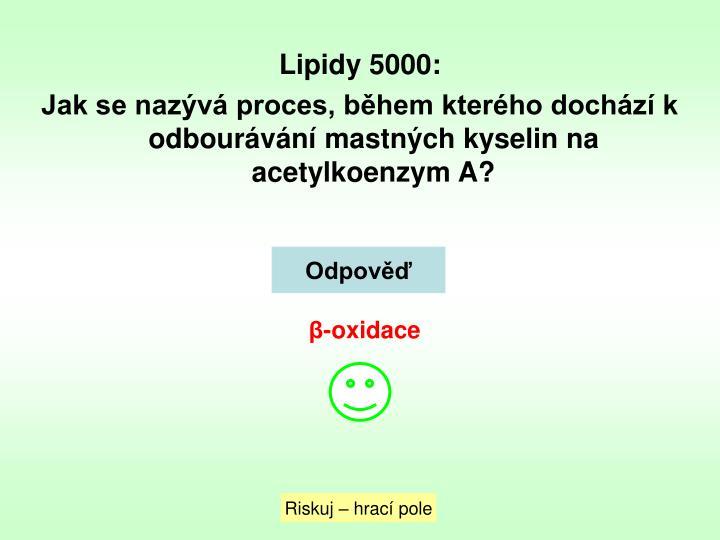 Lipidy 5000: