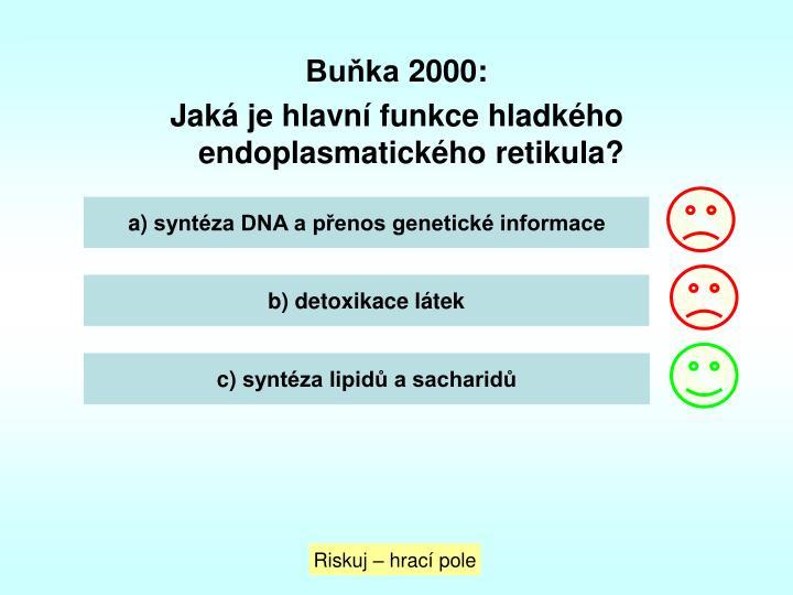 Buňka 2000: