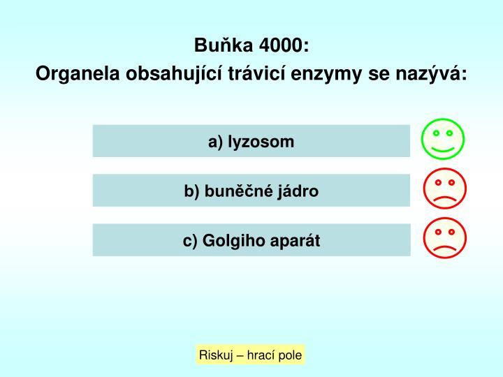 Buňka 4000: