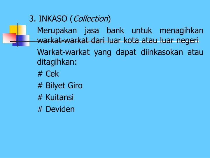 3. INKASO (