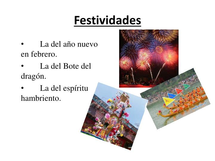 Festividades