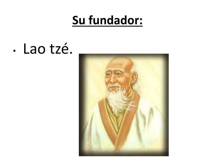 Su fundador