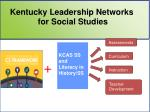 kentucky leadership networks for social studies