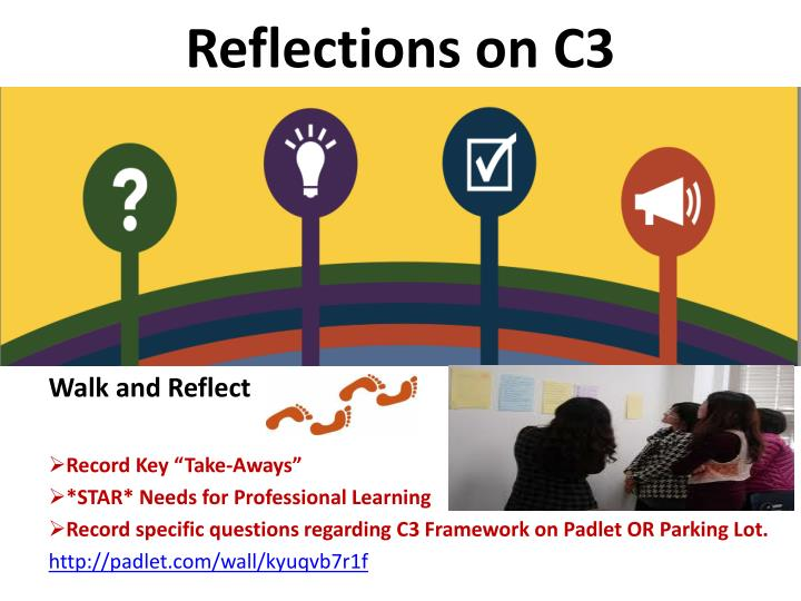 Reflections on C3