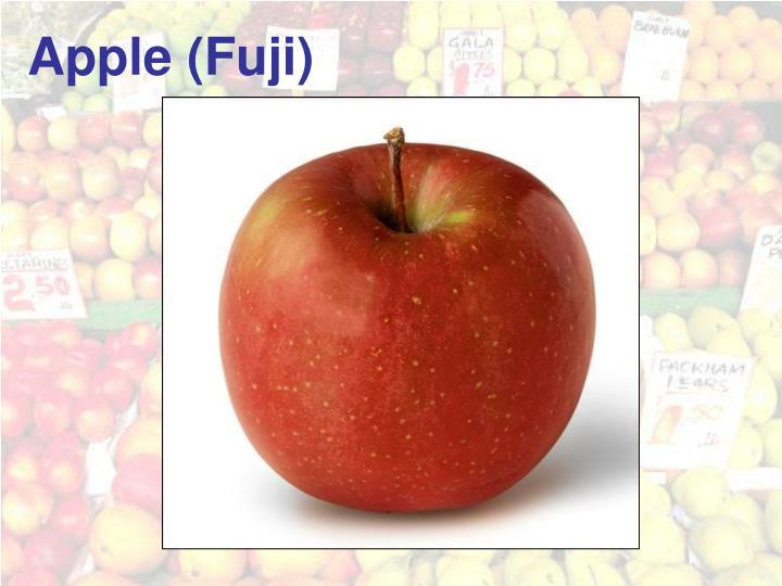Apple (Fuji)