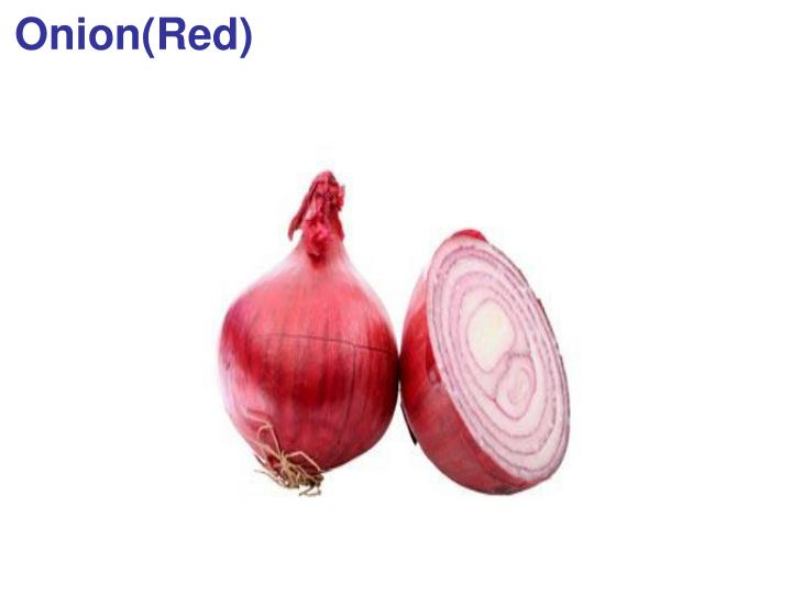Onion(Red)