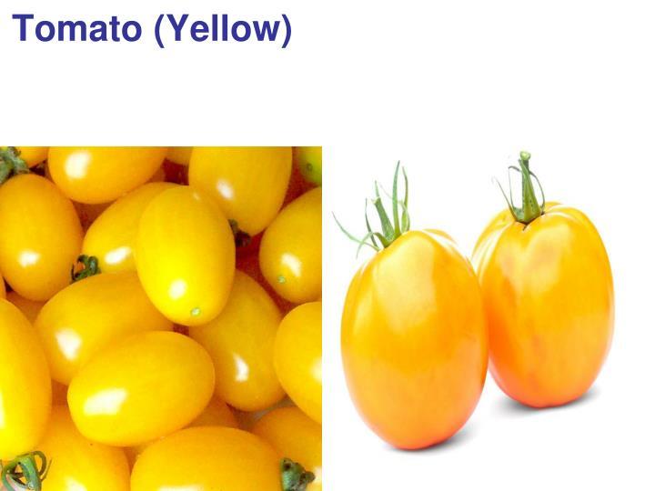 Tomato (Yellow)