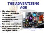 the advertising age
