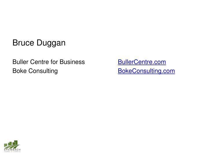 Bruce Duggan