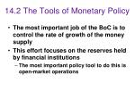 14 2 the tools of monetary policy