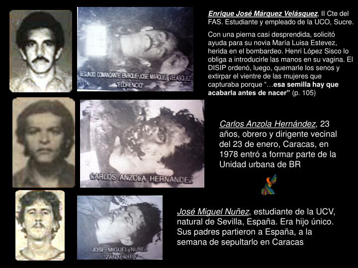 Enrique José Márquez Velásquez