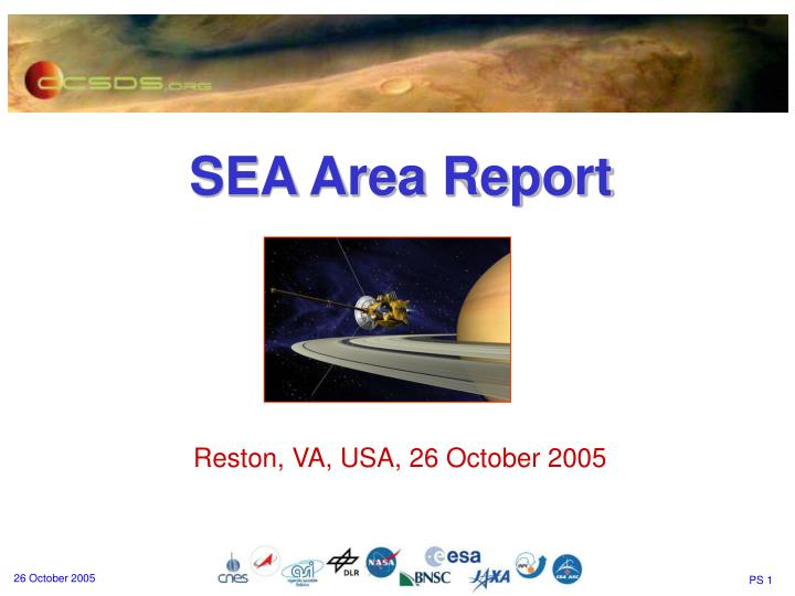 SEA Area Report