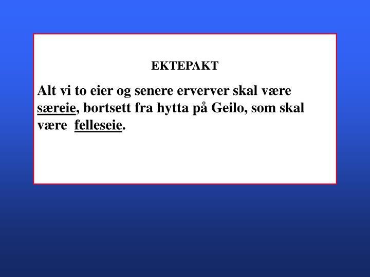 EKTEPAKT