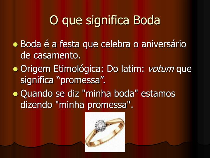 Matrimonio Que Significa : Ppt as bodas do cordeiro powerpoint presentation id