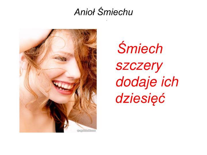 Anioł Śmiechu