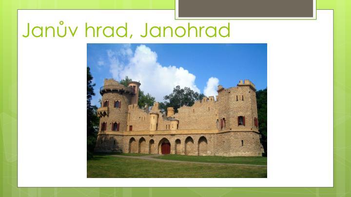 Janův hrad,