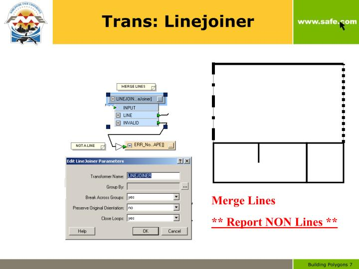 Trans: Linejoiner