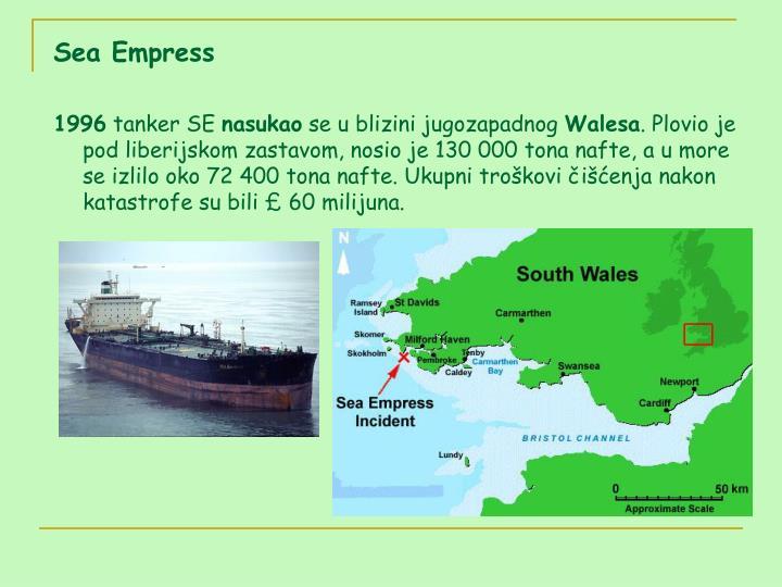 Sea Empress