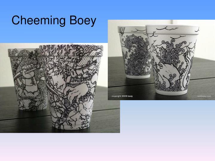 Cheeming Boey