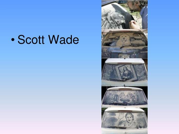 Scott Wade