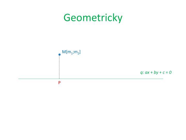 Geometricky