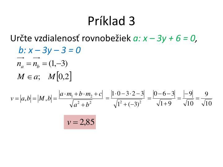 Príklad 3