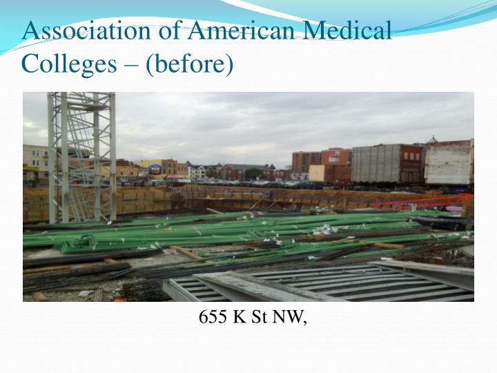Association of American Medical Colleges – (before)