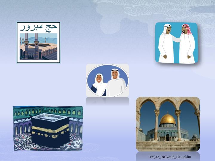 VY_32_INOVACE_10 - Islám