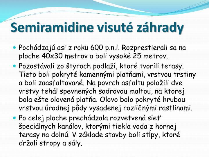 Semiramidine
