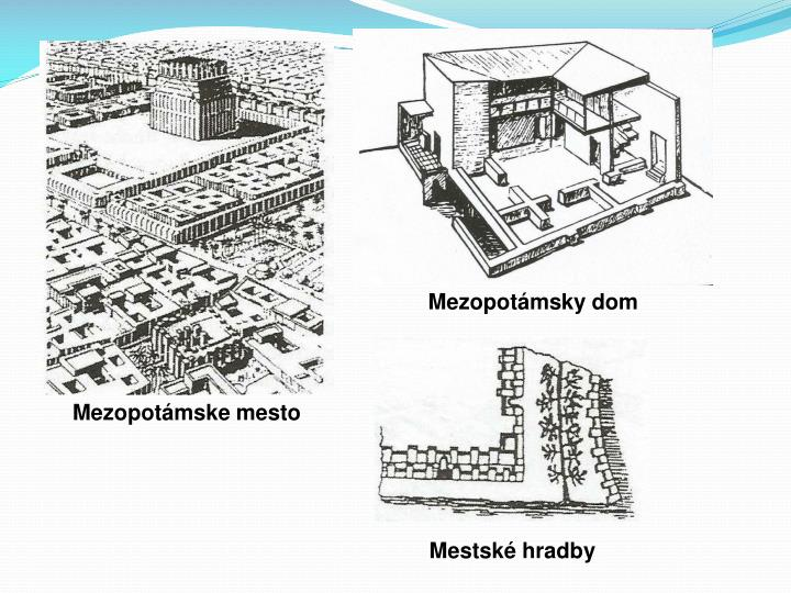 Mezopotámsky dom