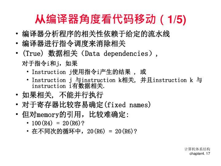 从编译器角度看代码移动(1/5)