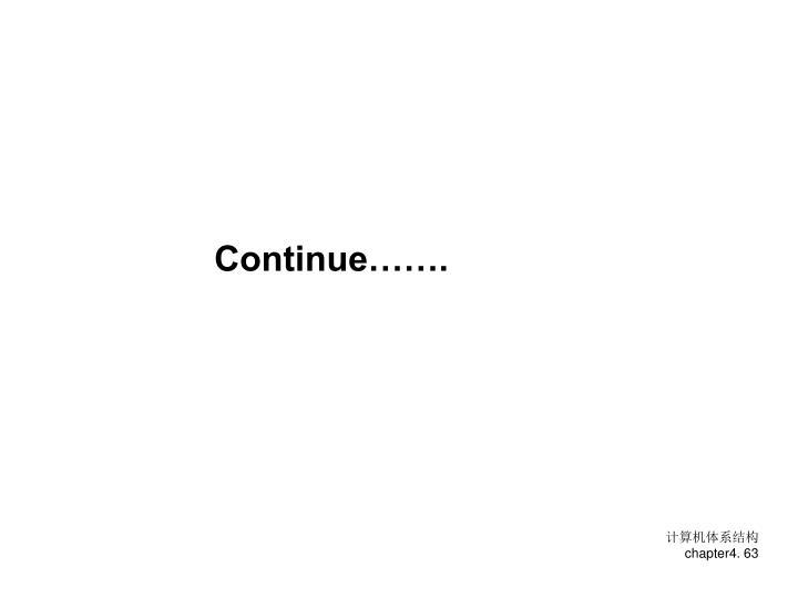Continue…….