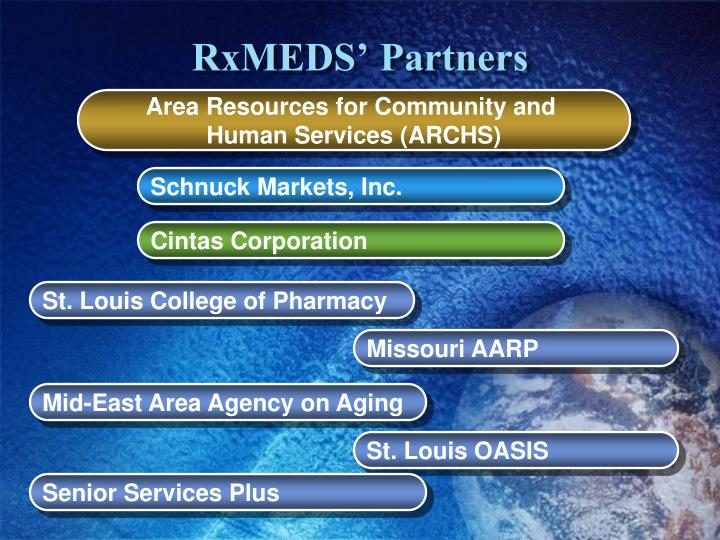 RxMEDS' Partners