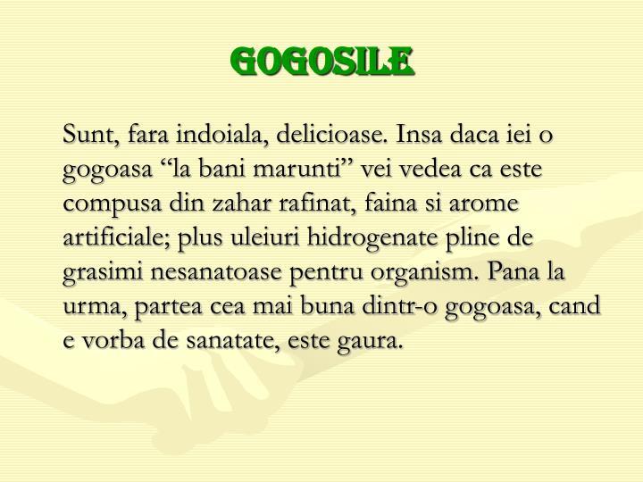 Gogosile