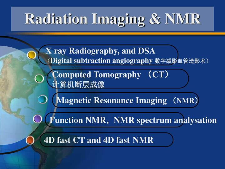 Radiation Imaging